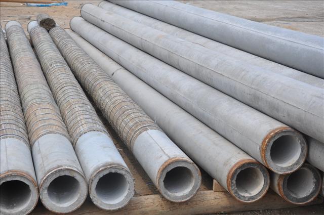钢筋水泥井管